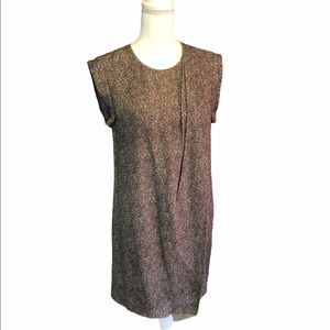 3.1 Phillip Lim Animal Print Silk Sheath Dress 4